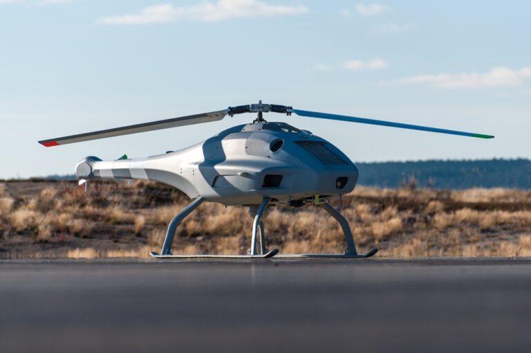 ECA Group selects the UAV SKELDAR V-200 for the Belgian-Dutch mine hunter program