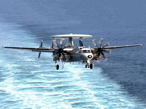 U.S. approves the sale of three E-2D  Aircraft for France