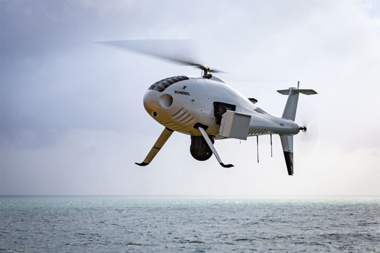 Schiebel Camcopter S-100 to support Coast Guard efforts for EMSA in Finland