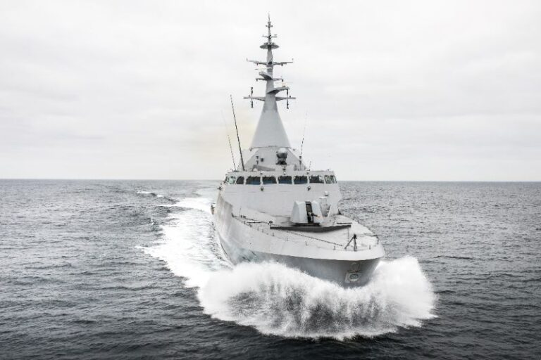 iXblue to supply navigation systems for Gowind-class corvettes