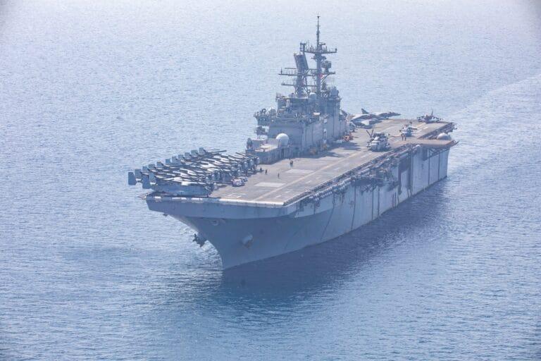 USS Bataan returns from deployment