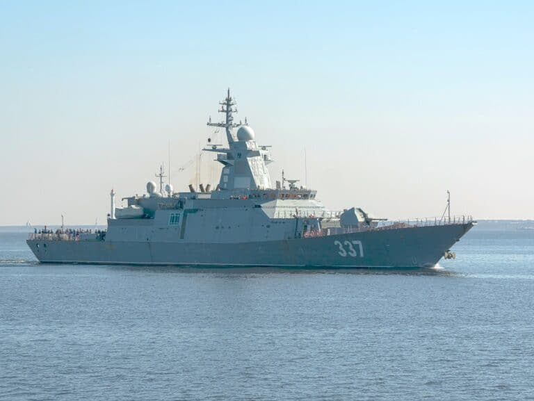 Severnaya Shipyard set to deliver 2 corvettes to the Russian Navy by the end of 2021