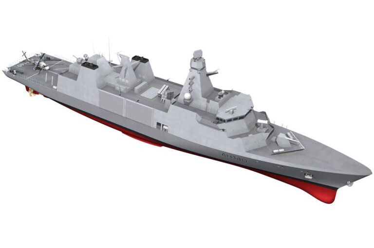 """Babcock completes """"Whole Ship Preliminary Design Review"""" of Type 31 frigate"""
