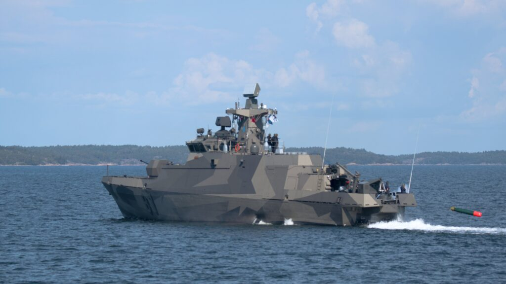 merivoimat, finnish navy, hamina class, fac, torpedo tp47, naval news