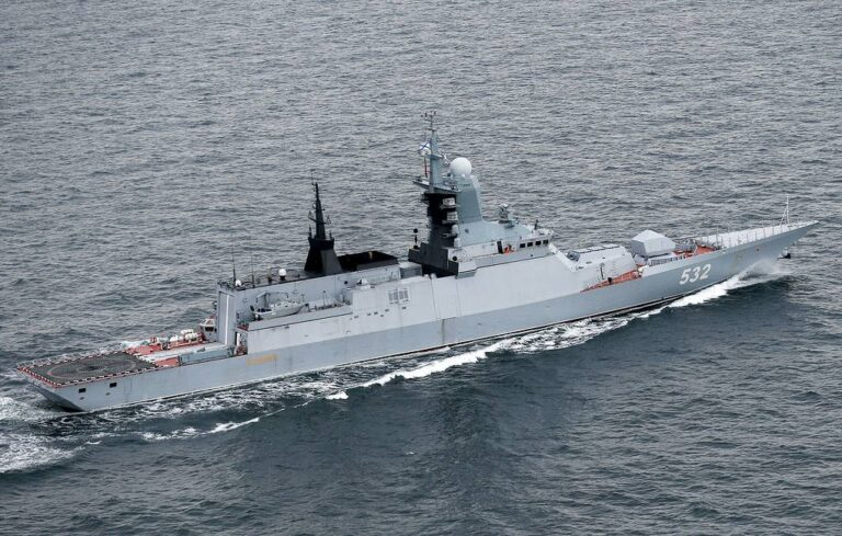 Russian Navy wraps up Oceanic Shield 2020 exercise