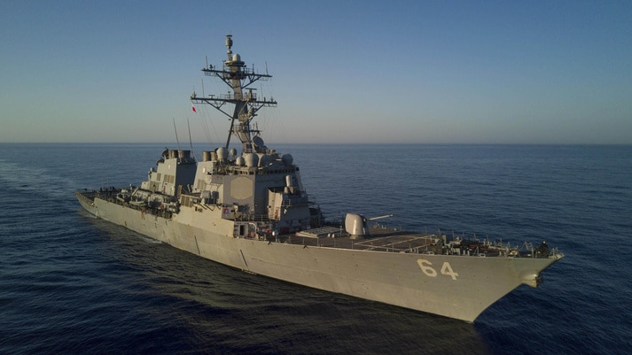 BAE Systems to upgrade 2 Arleigh Burke Class Destroyers