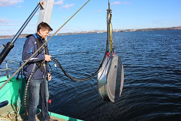 GeoSpectrum unveils Long-Range Underwater Acoustic Transducers