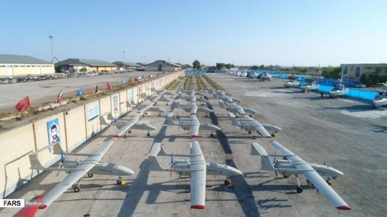 188 indigenous UAVs delivered to Islamic Revolutionary Guard Corps of Iran