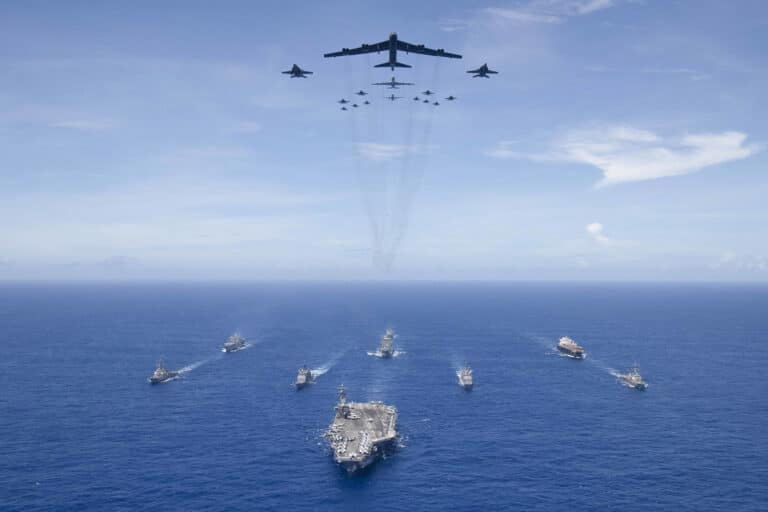 U.S. Indo-Pacific Command forces to conduct Valiant Shield 2020