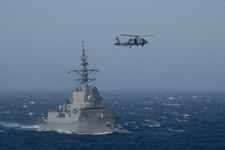 Dynamic Mariner exercise brings 7 NATO allies together