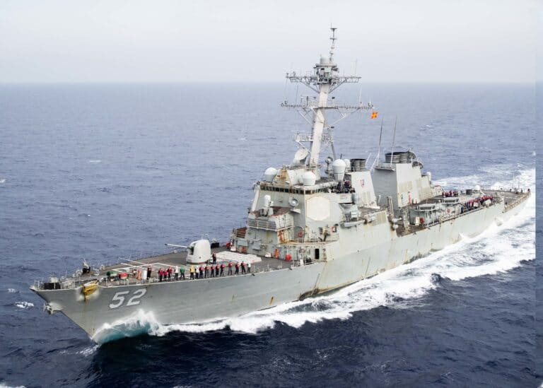 U.S. Navy joins Australia, Japan and Republic of Korea for Multinational Group Sail