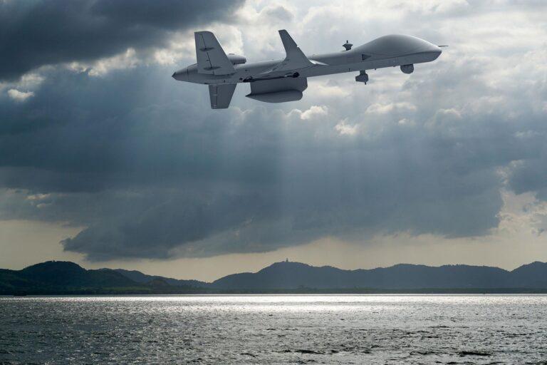General Atomics demonstrates MQ-9B Sea Guardian's capabilities on the maritime environment