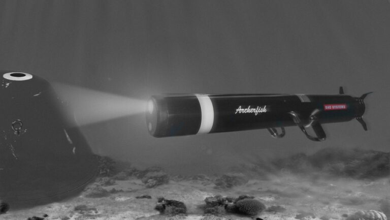 BAE Systems to produce Archerfish mine neutralisers for the U.S. Navy