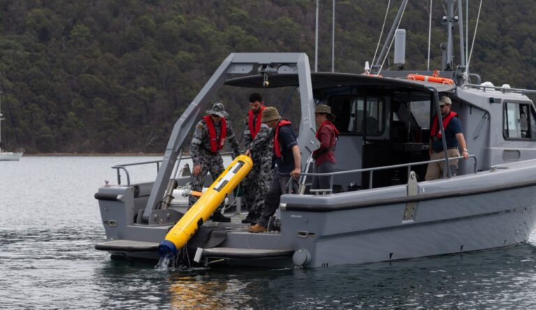 Thales to study on Bluefin 9 project for Australian Navy