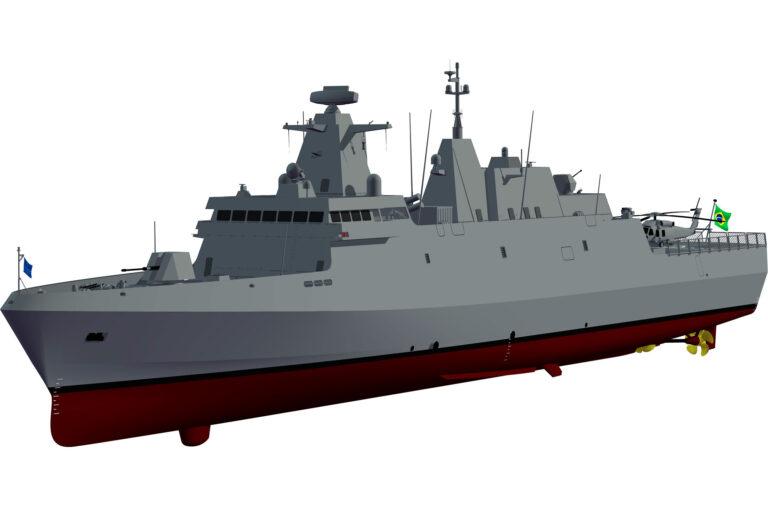 Rohde & Schwarz provides communication systems for Tamandaré-class frigates