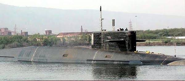 India's 2nd Nuclear Ballistic Submarine set to enter service by the end of 2020