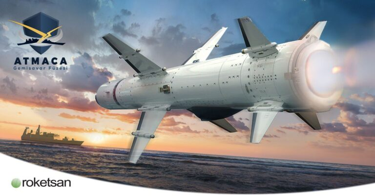 ATMACA : Turkey's first indigenous anti-ship missile