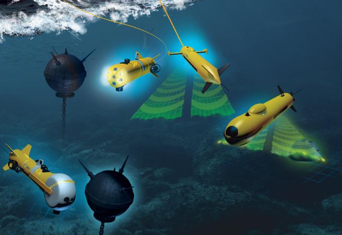 ECA Robotics to manufacture Mine Countermeasures Drones for Belgian MCM Program