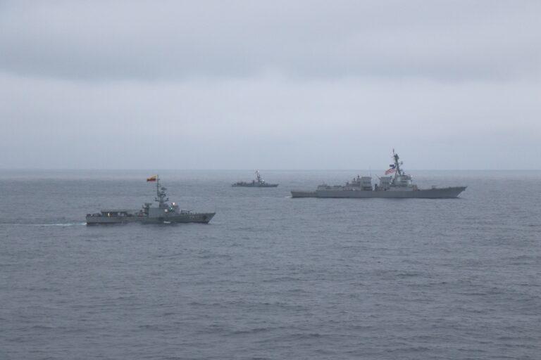 USS Kidd returns from counternarcotics deployment