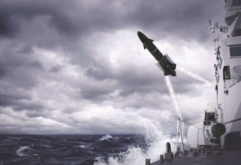 German Navy orders Saab's RBS-15 Mk3 missiles for K130 class corvettes