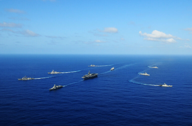 The Future Force Structure of the U.S. Navy