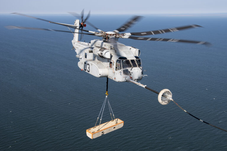 Sikorsky to build 6 more CH-53K heavy-lift helicopters for the US Navy