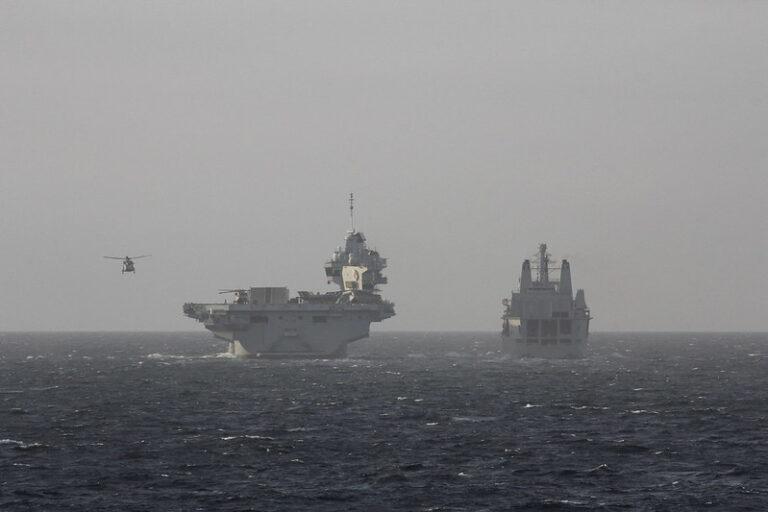 U.K.-led multinational exercise Joint Warrior 20-2 concludes