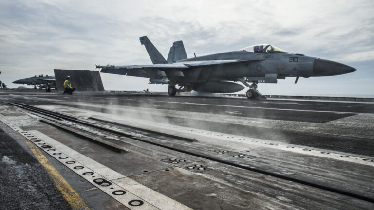 U.S. Navy's Ronald Reagan CSG embarks in the South China Sea for 3rd time in 2020