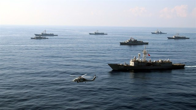 Turkey-led Mavi Balina 2020 multinational exercise to kick off on 30th October