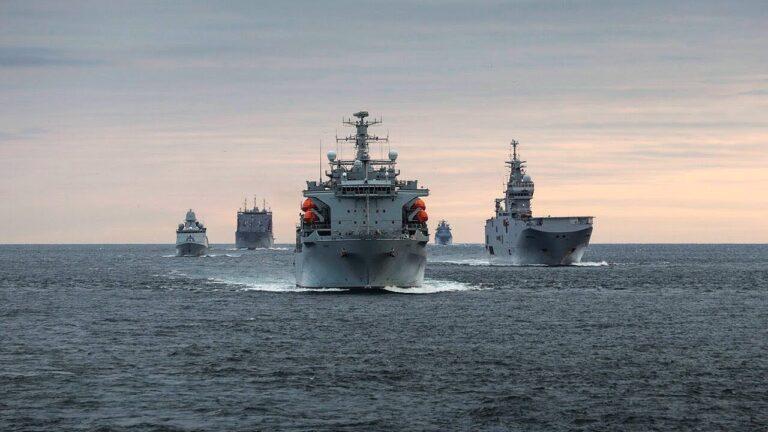 Joint Warrior multinational exercise kicks off in the Atlantic Ocean