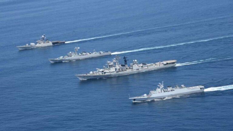India and Bangladesh navies conduct bilateral Bongosagar exercise