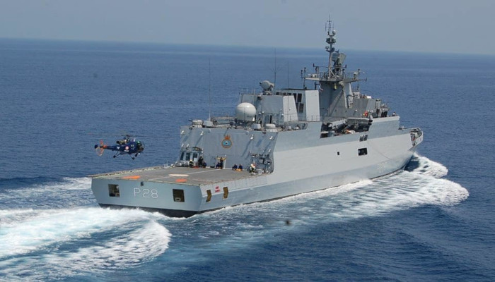 India & Sri Lanka bilateral maritime exercise SLINEX-20 kicks off