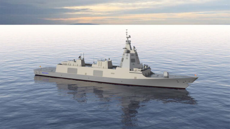 Rohde & Schwarz to provide external communication systems to F-110 class frigates