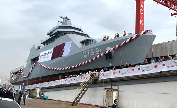 Anadolu Shipyard