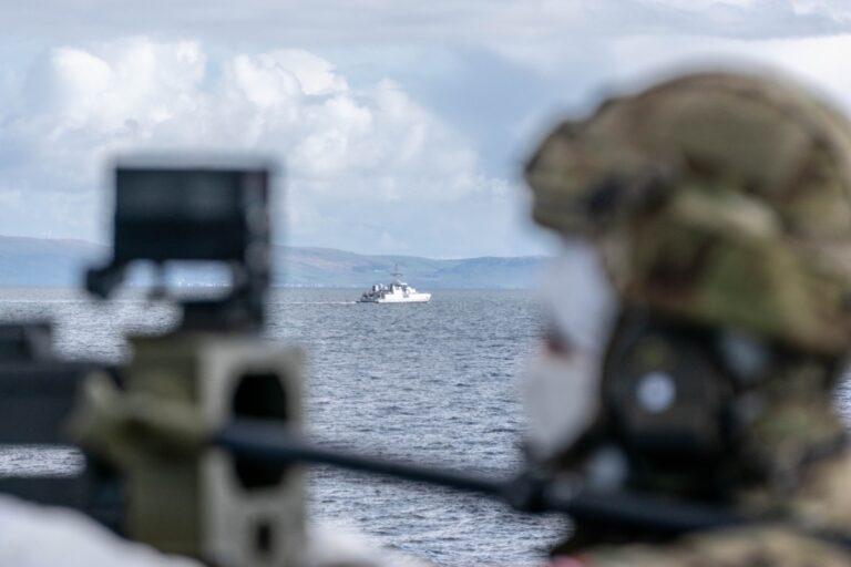 NATO EXERCISE Brilliant Jump II 2020 kicks off