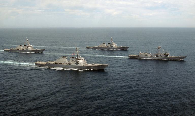 U.S. and Brunei commence bilateral maritime exercise CARAT 2020