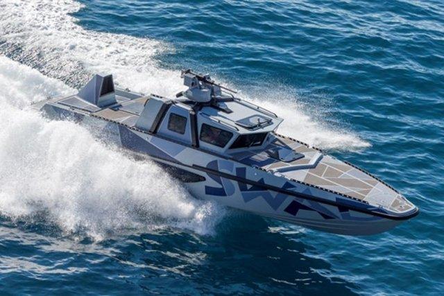 Leonardo presents a new family of small-calibre naval turrets: Lionfish