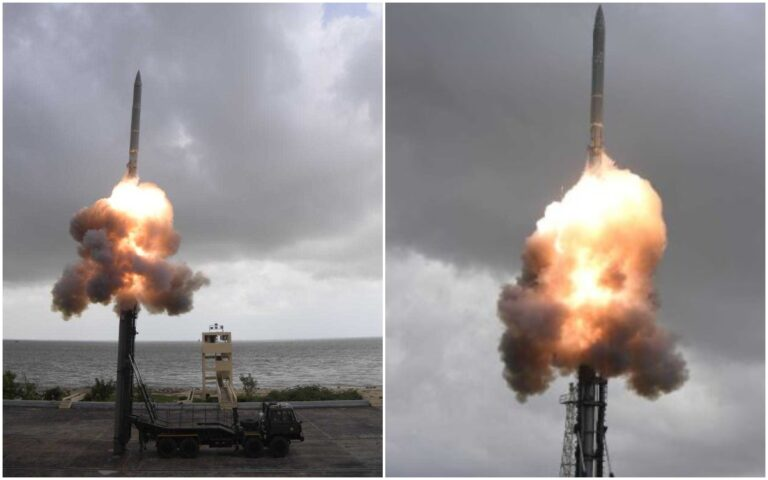 Indian DRDO successfully tests Supersonic Missile Assisted Release of Torpedo System