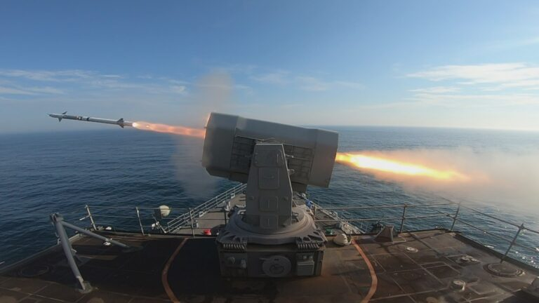 U.S. approves the sale of 51 Ram Block 2 missiles to JMSDF