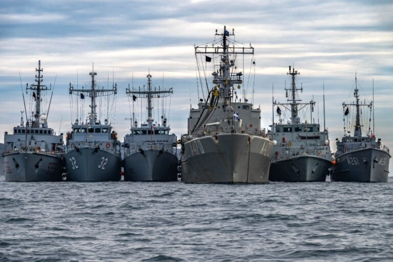NATO completes the final Black Sea deployment of 2020