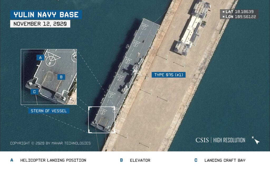 highresspotlight type095 yulin navy base - naval post- naval news and information