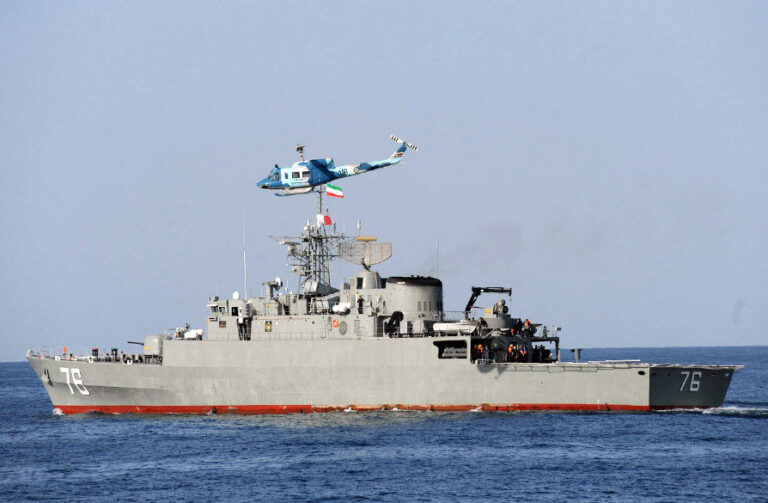 """Iran to commission Moudge-class frigate """"Dena"""" soon"""