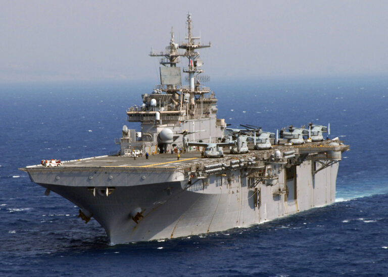 BAE Systems to modernize USS Wasp