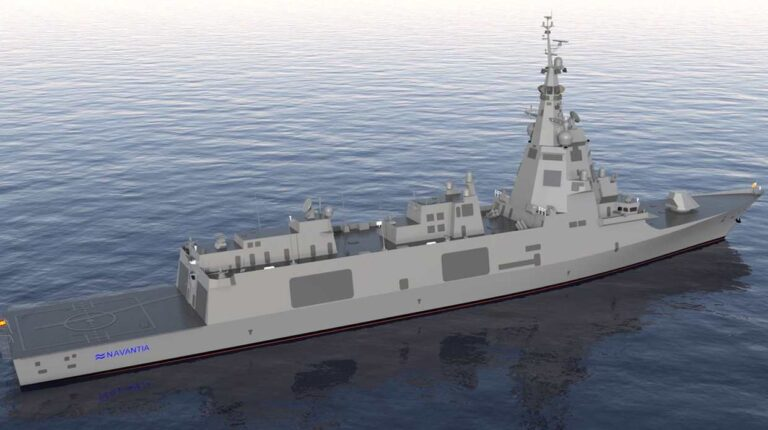 Kongsberg to supply propulsion systems for Spanish F110 class frigates