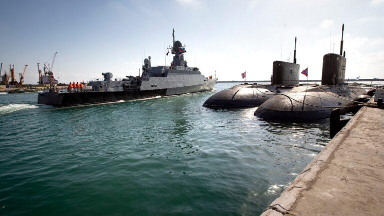Russia plans to establish a naval base in Sudan