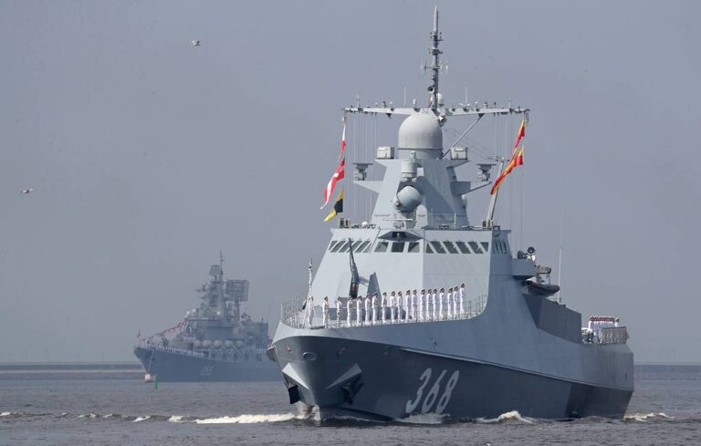 Russian Black Sea Fleet to participate in AMAN-2021 naval exercise in Pakistan
