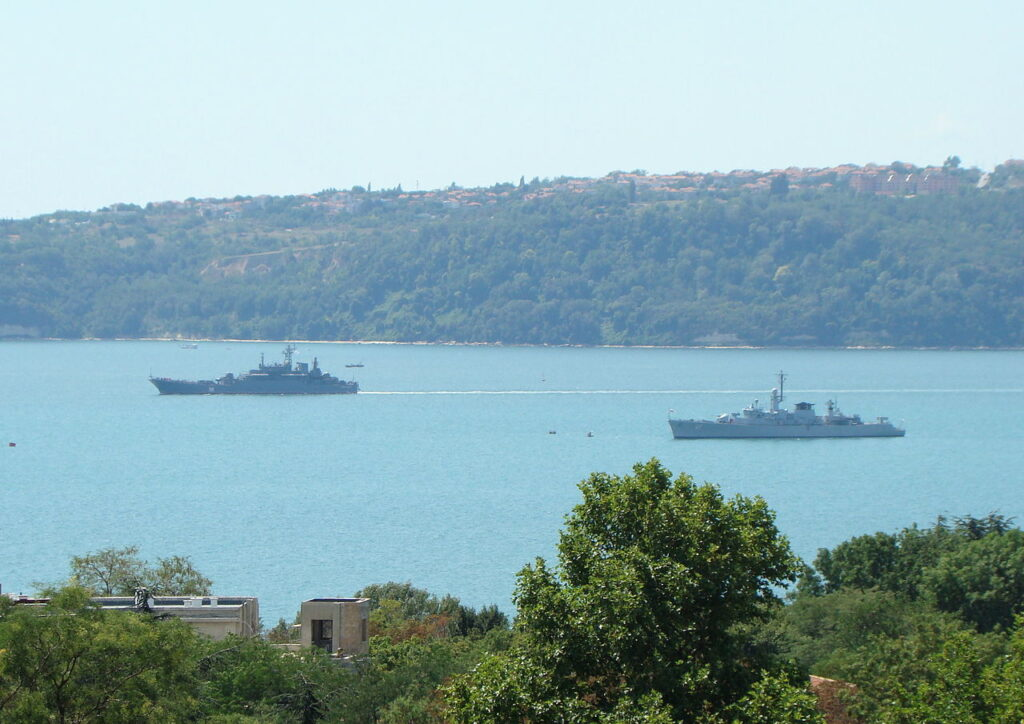 1280px verni and tsezar kunikov in varna 2009 - naval post- naval news and information