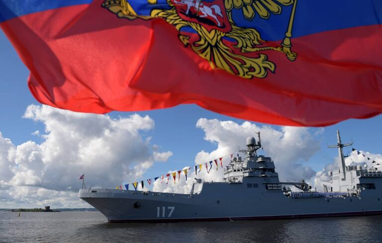 Russian Navy to enter 4 surface ships to service by year-end