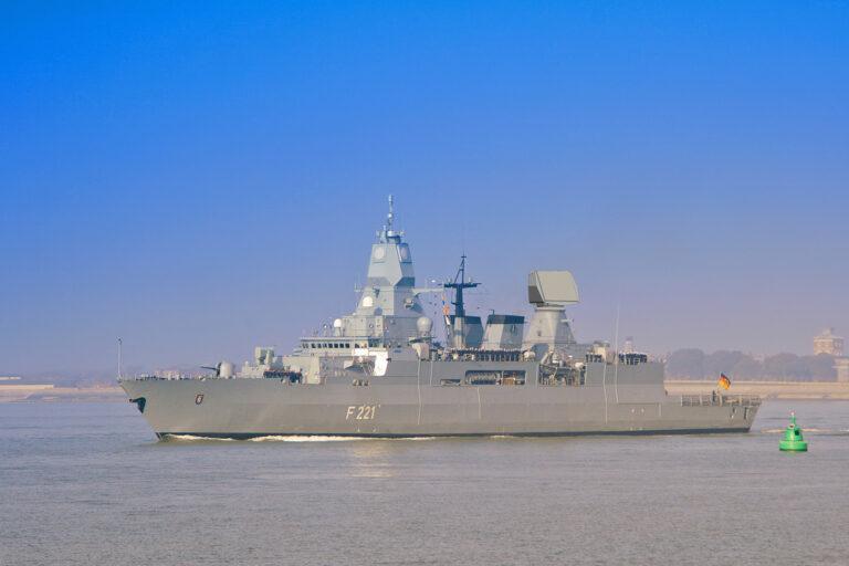 IAI and HENSOLDT offer longe-range radar for F124 frigates of Germany