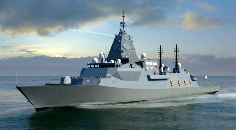 Australia's hunter class frigate program officially begins the prototyping phase